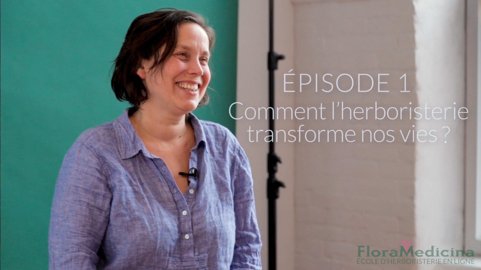 Entrevue avec Caroline Gagnon - FloraMedicina
