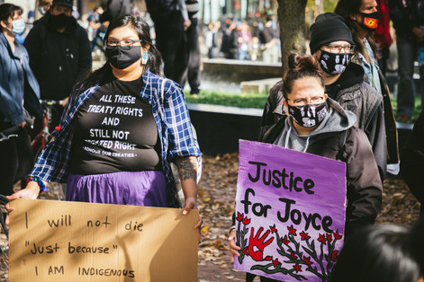 Justice for Joyce