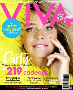 Vi41 Cover jubileum PAKKET FLAIR
