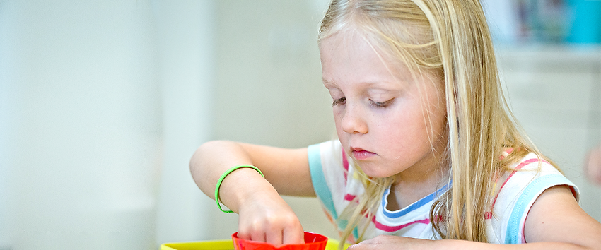 Volunteer at Montessori Learning Center