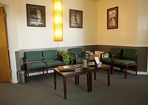 Hennessey Obstetrics & Gynecology waiting room