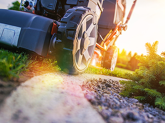 We are quick and efficient in all our lawn services.