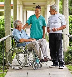 Long term, 24-hour assisted living care