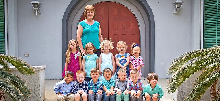 Montessori Learning Center's Primary Program