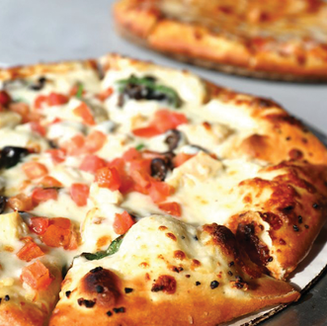 Hot and fresh pizza made just the way you like it