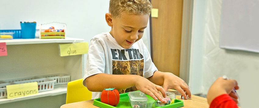 Learn about a Montessori Education