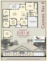 Caymate Key II floor plan