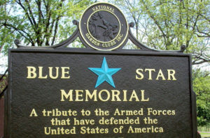 Blue Star Memorial By-Way Unveiling at Bob Hope Village, March 21, 10:00 AM