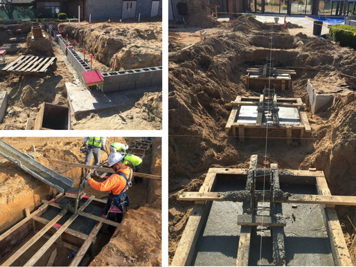 Fitness Wing Construction News