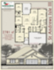 St Andrews Isle III floor plan