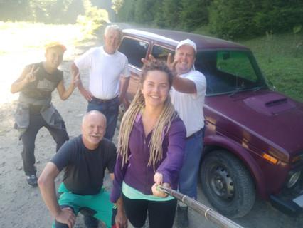 Jet na Ukrajinu navštívit Voloďu