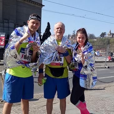 2. Zaběhnout půlmaraton