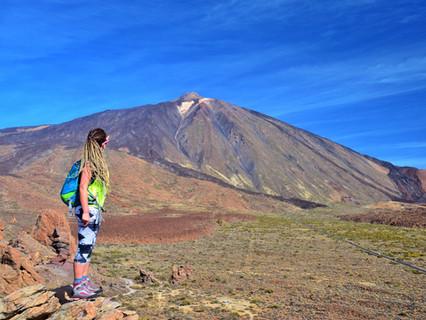 Procestovat Tenerife