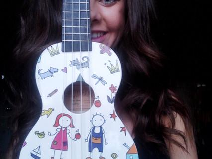 Naučit se hrát na ukulele