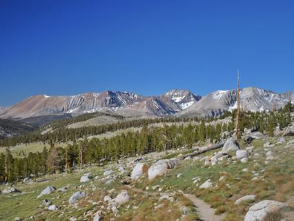 Den 56 - FORESTER PASS - 4,023m