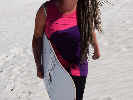 Vyzkoušet Sandboarding