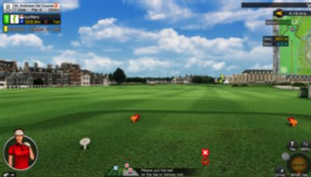 Golfzon Caddy Virtuale