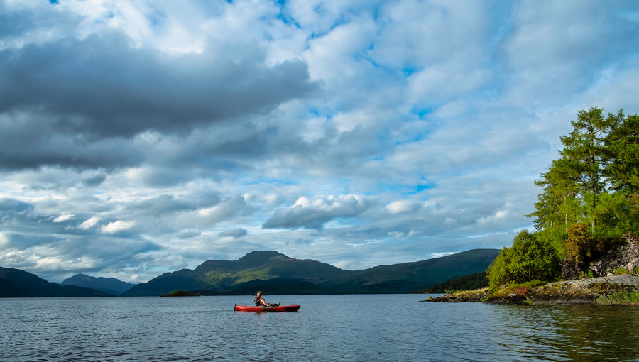 How Many Inches Has Loch Lomond