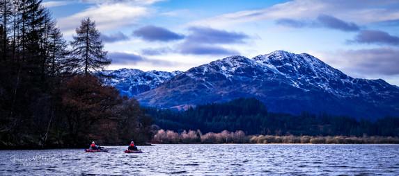 Loch Venachar, November 2020