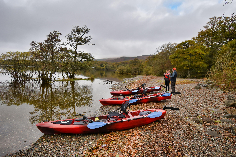 Bespoke Photo Kayak Tour