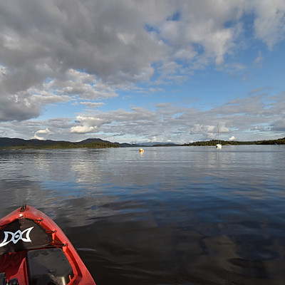 Loch Lomond - Luss Set A