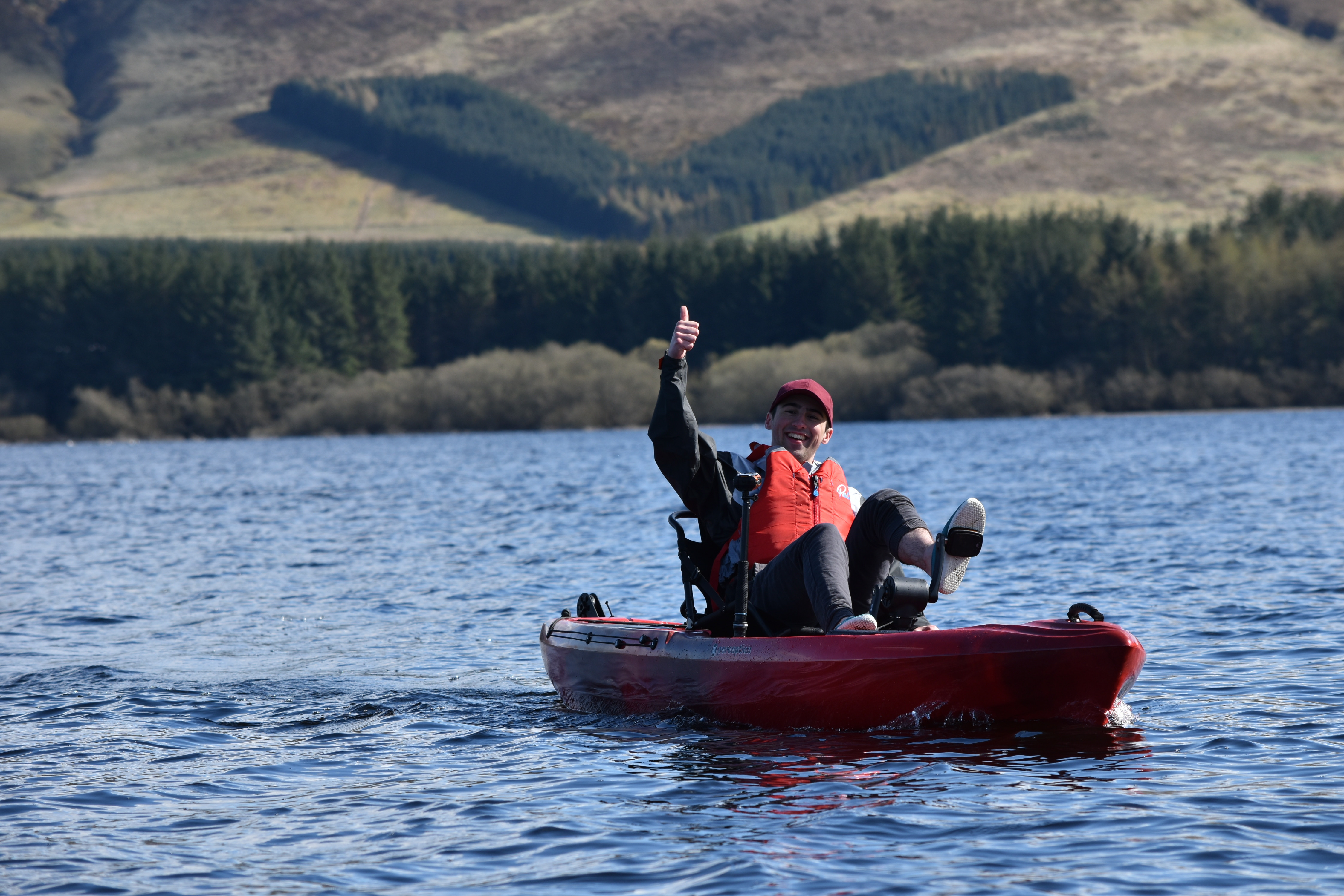 Dreams of Loch Affric