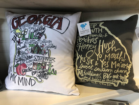 Lucky Bird Pillows