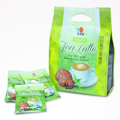 Lingzhi Tea Latte