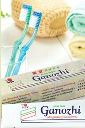 Pasta Dental Ganozhi