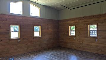 Wood & Metal Interior