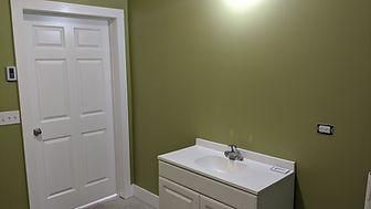 Pole Barn Bathroom