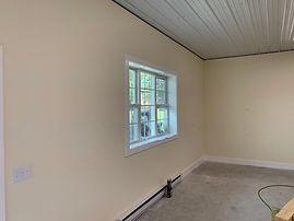 Pole Barn Drywall Walls