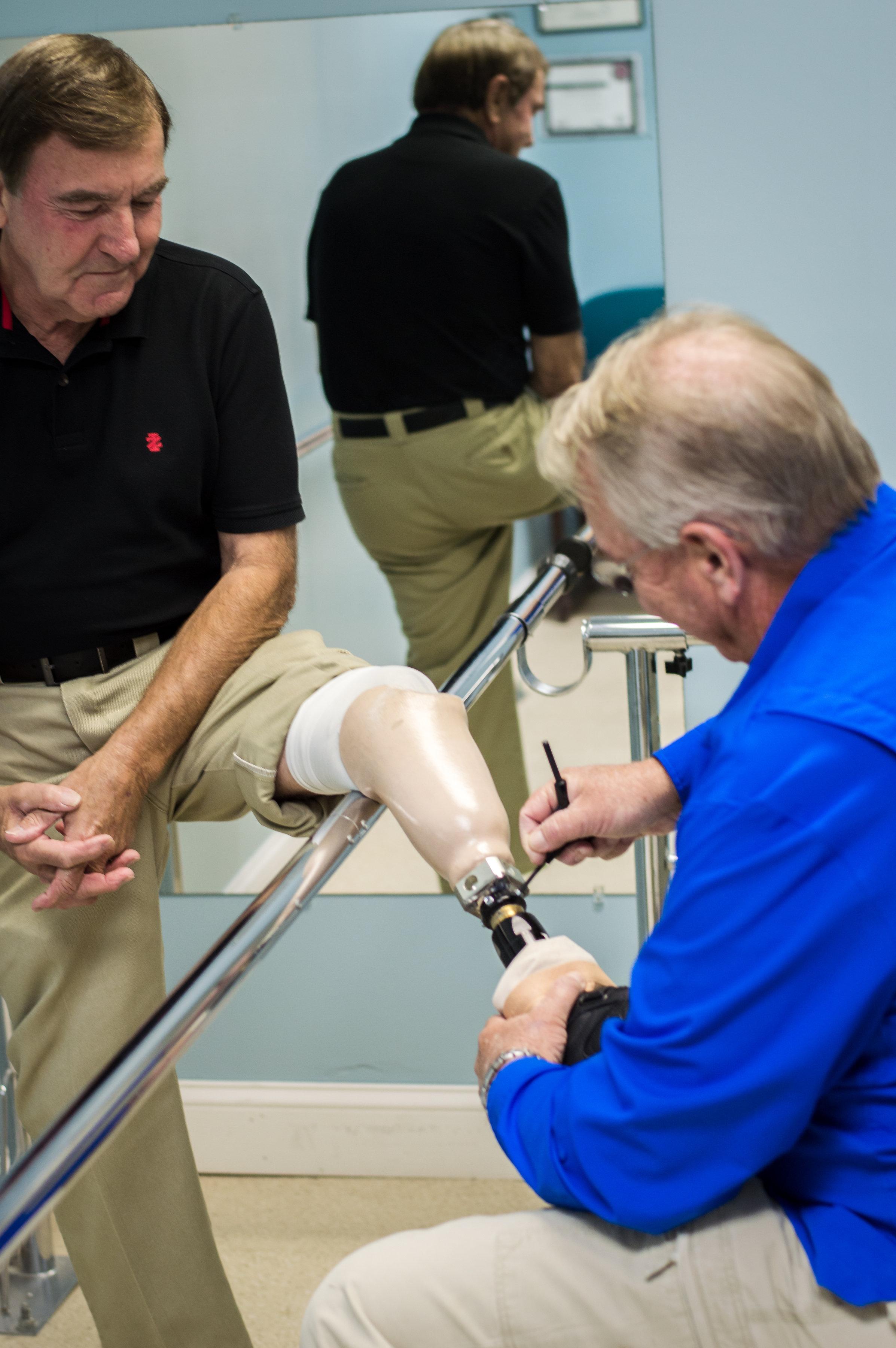 prosthetics, orthotics, veterans,dia
