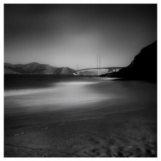 La Baie du pont Pont du Golden Gate