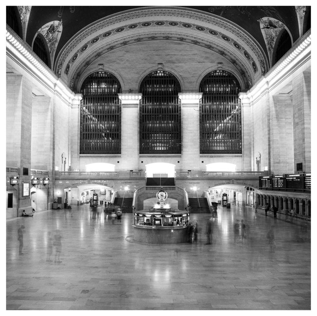 Gare central de New York