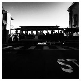 Cable cars de San Francisco