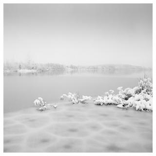 Hiver, Lac Daigle