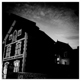 Architecture, Sant-Malo