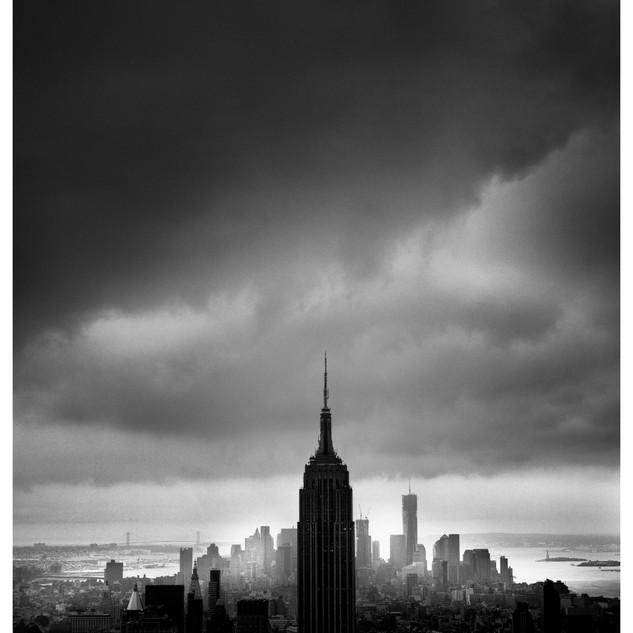 Empitre State Building, 01