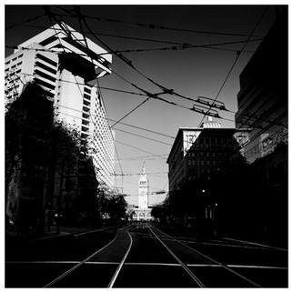 Tracé du tramway
