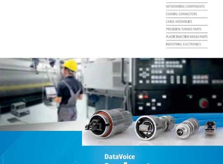 Telegärtner | Product Catalogue Industrial Connectors | DataVoice Industry