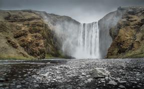 Skogafoss Falls - Iceland