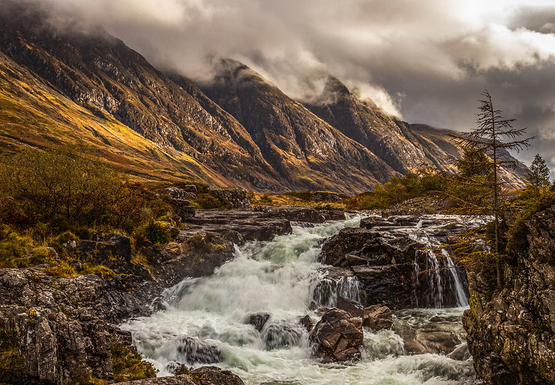 River Coe by William Macbeth