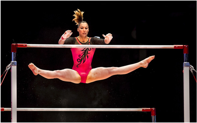 Gymnast in Flight.JPG