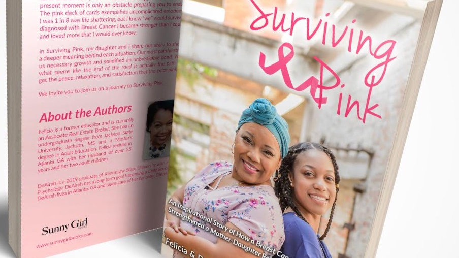 Surviving Pink. An Inspirational Story