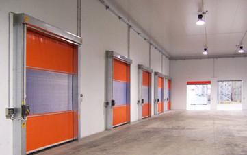 Industrial Panels - Doors