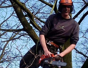 boomverzorging door tuinman Bram