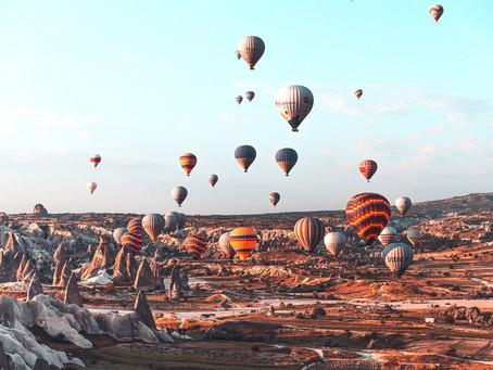 Destinations - Cappadocia, Turkey