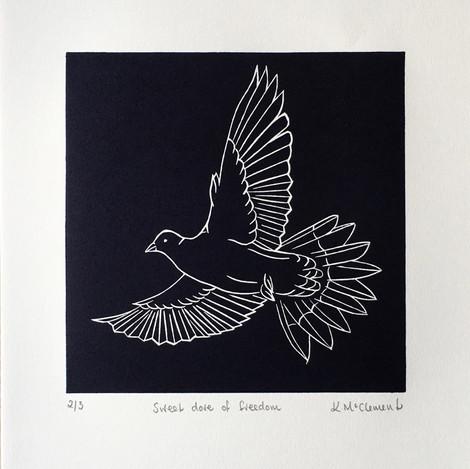 Sweet Dove of Freedom