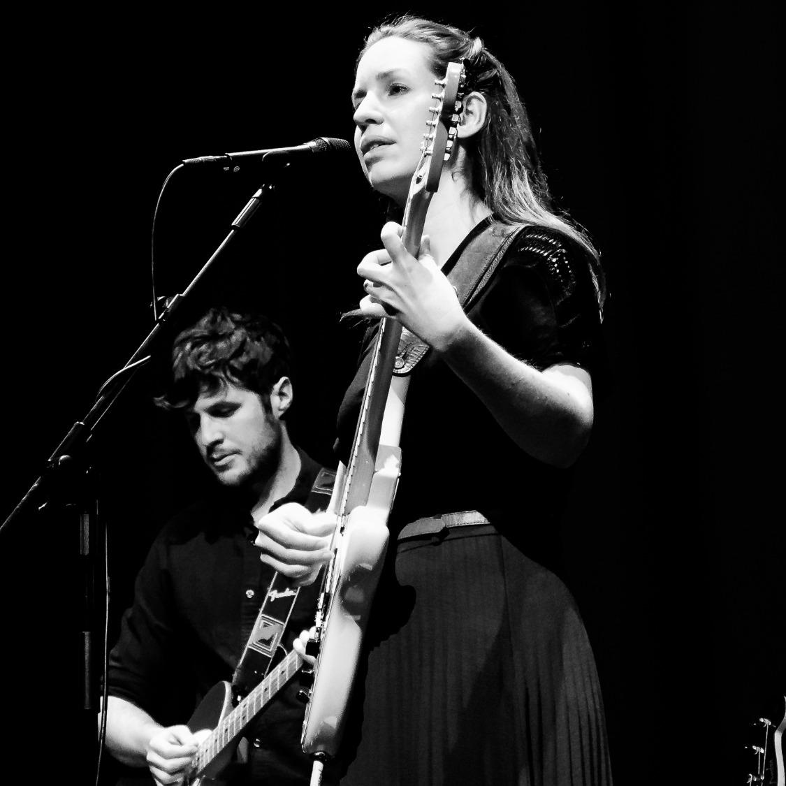 Kristin McClement & Marcus Hamblett